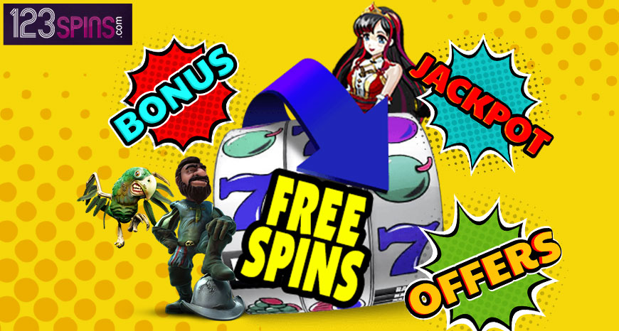 Know All About Free Spins Slots and Their Best Feature