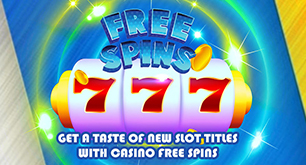 Get A Taste Of New Slot Titles With Casino Free Spins