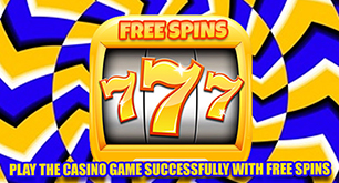 Play the Casino Game Successfully with Free Spins