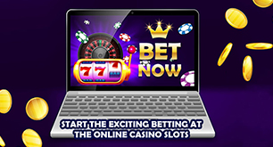 Start the Exciting Betting at the Online Casino Slots