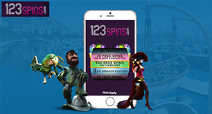 123 Spins: The New Online Casino is a Harbour of 500 Free Spins